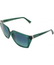 Emporio Armani EA4026 56 Essential Leisure Petroleum 52014S Sunglasses