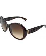 Ralph RA5175 56 Essential Dark Tortoiseshell 502-13 Sunglasses