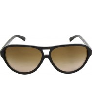 Michael Kors MK6008 60 Wainscott Black Tortoiseshell 300913 Sunglasses