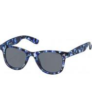 Polaroid PLD6009-SS PRK C3 Blue Camouflage Polarized Sunglasses