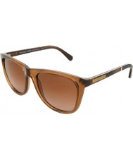 Michael Kors MK6009 54 Algarve Milky Brown Snake 301113 Sunglasses