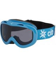 Cebe 1096S147 Jerry Cyan - Dark Grey Ski Goggles