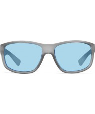 Revo RE1006 Baseliner Crystal Grey - Blue Water Polarized Sunglasses