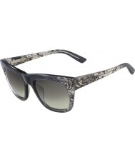 Valentino Ladies V611S Grey Sunglasses