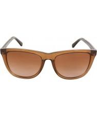 Michael Kors MK6009 54 Algarve Milky Brown Snake 301113 Sunglasses