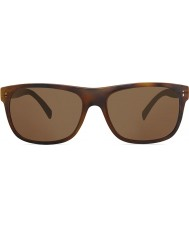 Revo RE1020 Lukee Dark Tortoiseshell - Terra Polarized Sunglasses