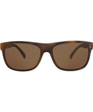 Revo RE1020 Lukee Dark Tortoiseshell - Terra Polarized Sunglasses