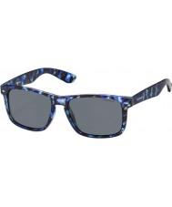 Polaroid PLD6008-S PRK C3 Blue Camouflage Polarized Sunglasses