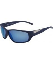 Bolle Keel Matte Blue Polarized Offshore Blue Sunglasses