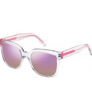 Marc by Marc Jacobs Ladies MMJ 361-S W7B E2 Crystal Pink Violet Sunglasses