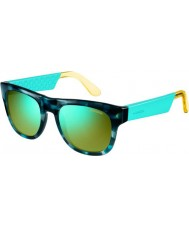 Carrera Carrera 5006 Green Pattern Sunglasses