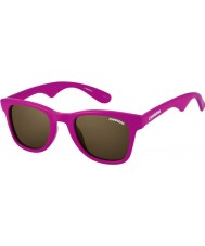 Carrera Carrera 6000 2R4 04 Pink Brown Sunglasses