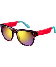 Carrera Carrera 5006 Pink Havana Red Sunglasses