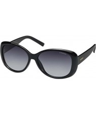 Polaroid PLD4014-S D28 WJ Shiny Black Polarized Sunglasses