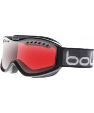 Bolle 20786 Carve Shiny Black - Vermillon Gun Ski Goggles