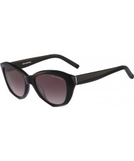 Karl Lagerfeld Ladies KL839S Black Sunglasses
