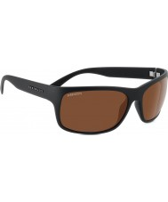 Serengeti Pistoia Satin Grey Polarized Drivers Sunglasses
