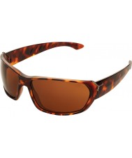 Cebe Trekker Shiny Tortoiseshell 1500 Brown Sunglasses