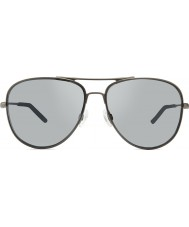 Revo RE1022 Windspeed II Gunmetal - Graphite Polarized Sunglasses