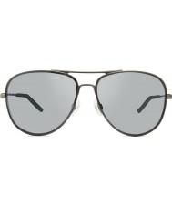 Revo RE1022 Windspeed II Gunmetal - Graphite Polarized Sunglasses
