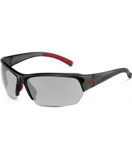 Bolle Ransom Shiny Gun Polarized TNS Sunglasses