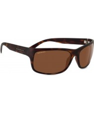 Serengeti Pistoia Satin Tortoiseshell Polarized Drivers Sunglasses