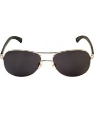 Three Stars Above Gold SA1030 Capella Sunglasses
