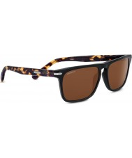 Serengeti Carlo Black Mossy Oak Polarized Drivers Sunglasses