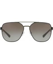 Emporio Armani Mens EA2064 62 32258E Sunglasses