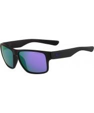 Nike EV0773 Mavrk R Black Leat Sunglasses