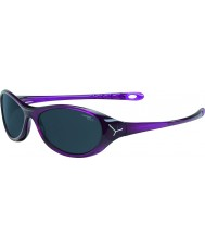 Cebe Gecko (Age 5-7) Crystal Violet Sunglasses