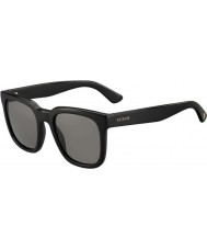 Gucci Mens GG 1133-S D28 NR Shiny Black Sunglasses