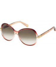 Marc Jacobs Ladies MJ 503-S 0NA JS Beige Pink Sunglasses