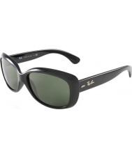 RayBan RB4101 58 Jackie OHH Black 601 Sunglasses