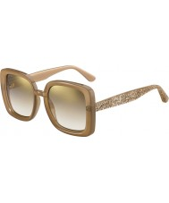 Jimmy Choo Ladies CAIT S KDZ JL 54 Sunglasses