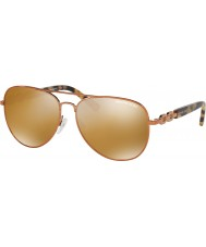 Michael Kors MK1003 58 Fiji Copper 10915N Sunglasses