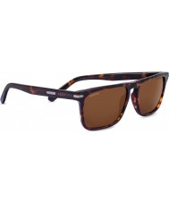 Serengeti Carlo Dark Havana Drivers Sunglasses