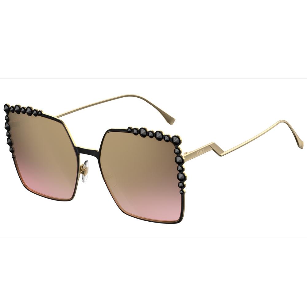 3fa9b3a3065ec Fendi Ladies FF 0259-S 2O5 53 Sunglasses