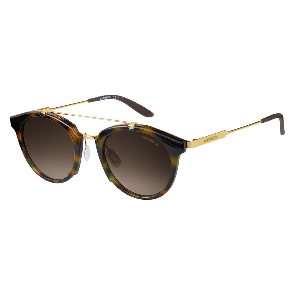 Carrera Mens Carrera 126-S SCN HA Havana Gold Sunglasses ... d942aaa571