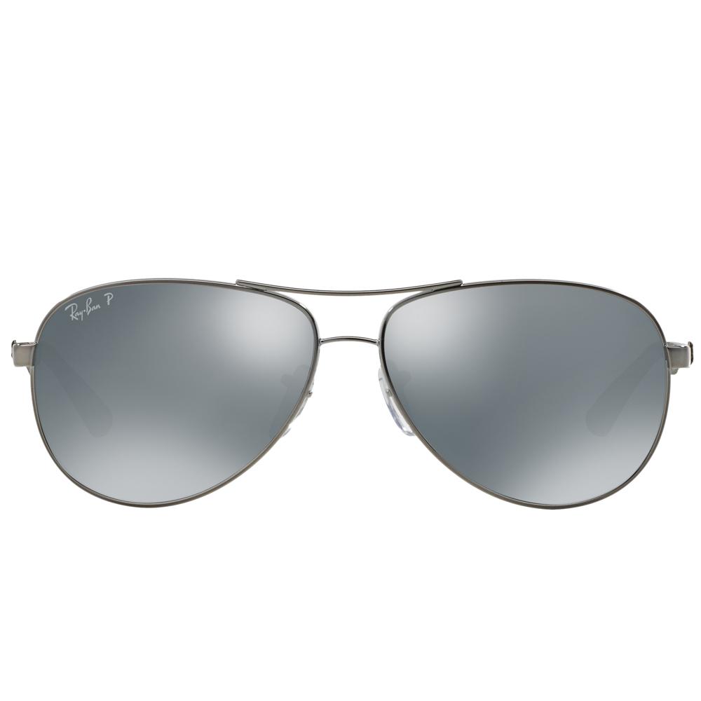 02339f549a ... RayBan RB8313 Tech Carbon Fibre Gunmetal - Silver Mirror
