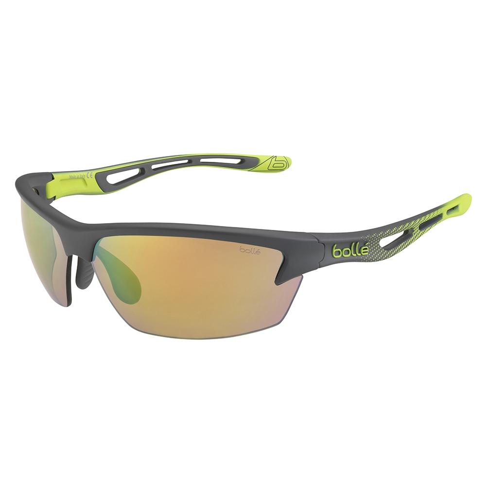 7c820d8bca Bolle 12084 Bolt Grey Sunglasses