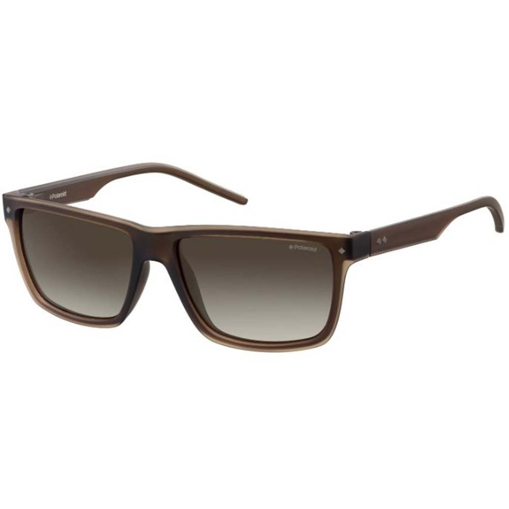 9d4dfc1568f Polaroid Mens PLD2039-S J7M 94 Brown Polarized Sunglasses