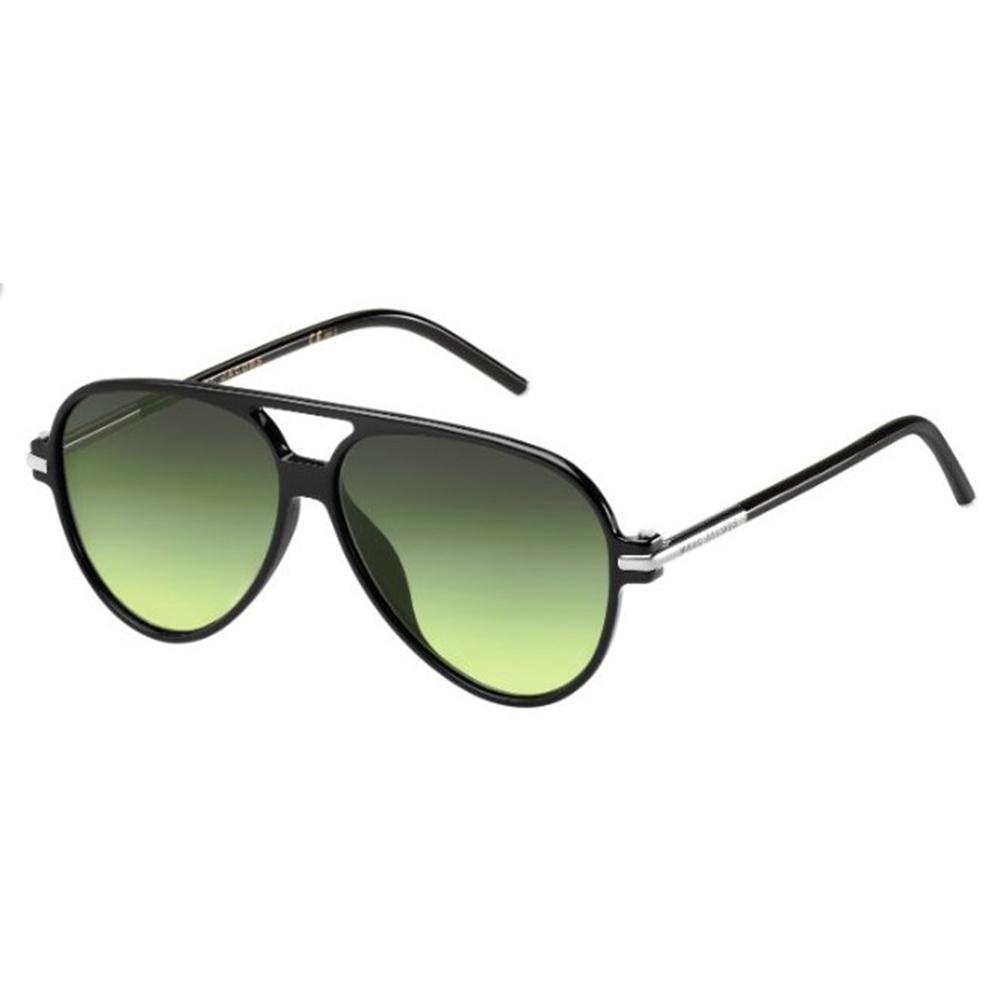 7e7500df3a25 Marc Jacobs MARC 44-S D28 IB Shiny Black Sunglasses