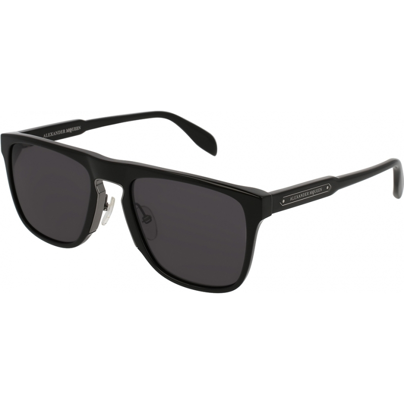 Mens Alexander Mcqueen Sunglasses  am0078s 001 56 mens alexander mcqueen sunglasses sunglasses2u