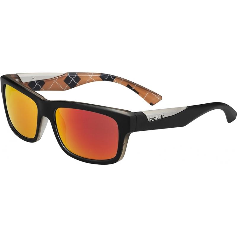 f301a917db Bolle 11834 11834 Jude Black Sunglasses