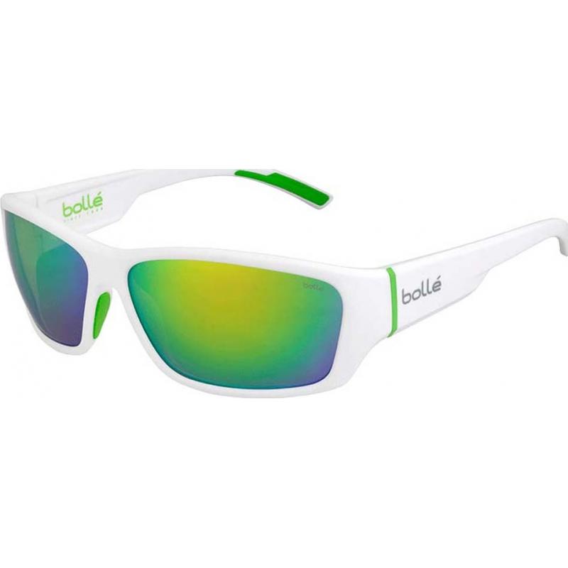 f01ae924c95 Bolle 12375 12375 Ibex White Sunglasses