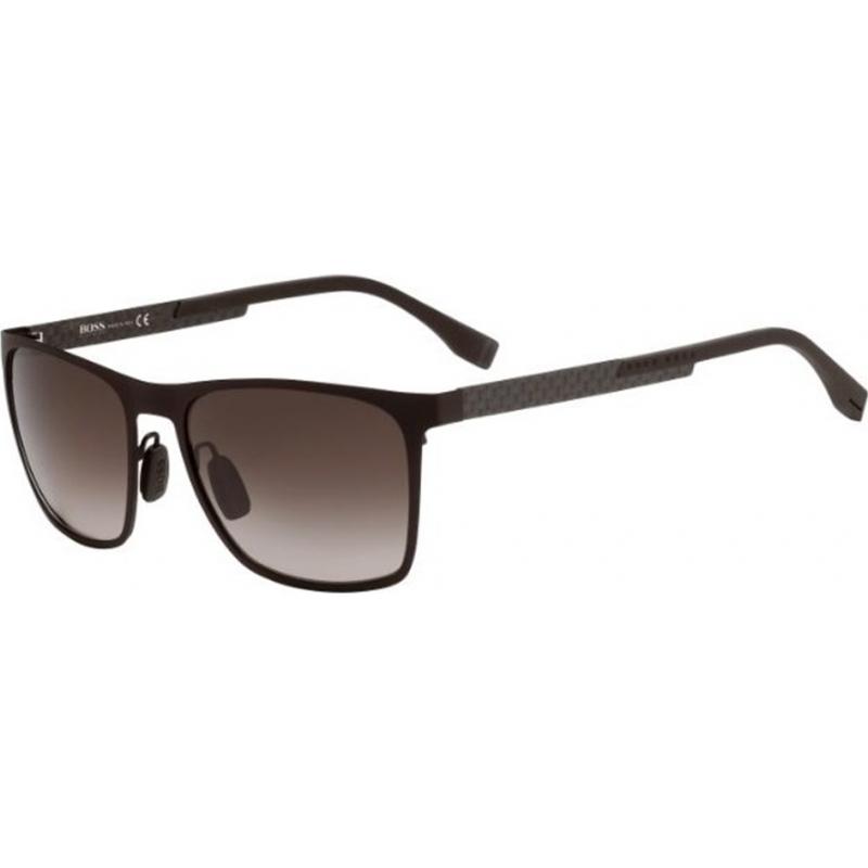cc2c372e1 BOSS0732-S-KCR-HA-57 Masculino HUGO BOSS Oculos De Sol - Sunglasses2U