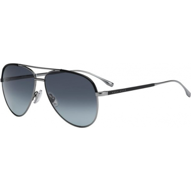 d60b24464 BOSS0782-S-AGL-HD-60 Masculino HUGO BOSS Oculos De Sol - Sunglasses2U