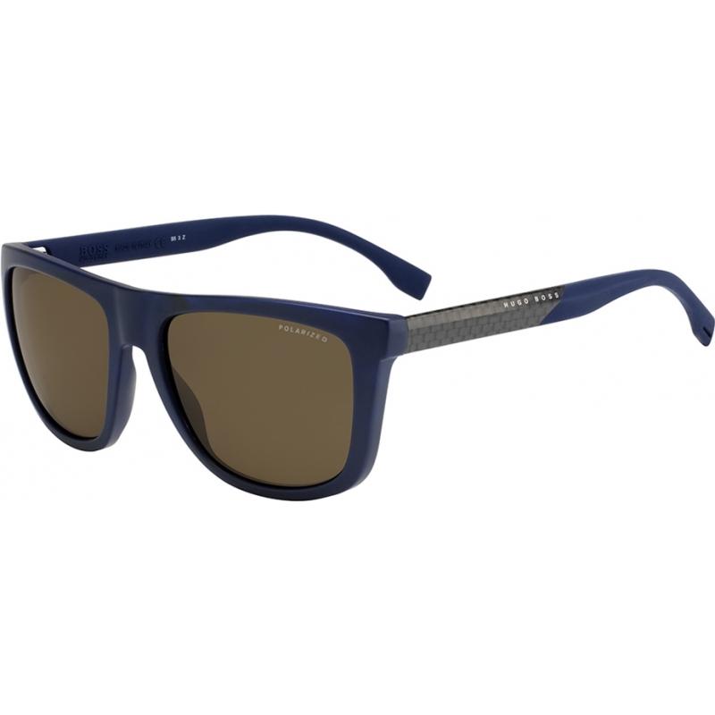 b6882ea2f23 BOSS0834-S-HWQ-SP-56 Mens HUGO BOSS Sunglasses - Sunglasses2U