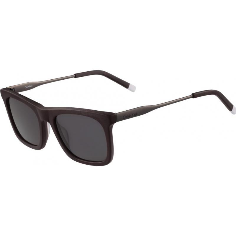 Calvin Klein Collection CK4319S-614 Mens ck4319s óculos de sol fosco Borgonha